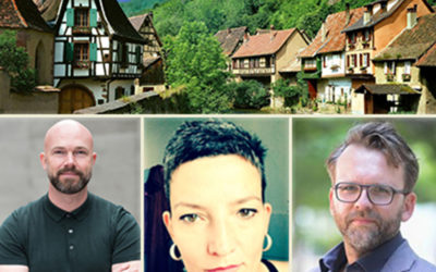 Full Circle Lab Upper Rhine wraps up in Kaysersberg, France!