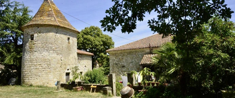 La Maison Forte - Full Circle Lab Nouvelle-Aquitaine